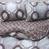 Двухспальный. Комплект постельного белья с компаньоном S341, фото 3