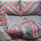 Двухспальный. Комплект постельного белья с компаньоном S339, фото 3