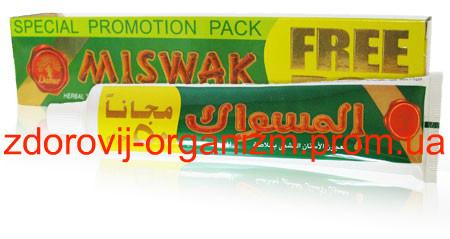 Зубная паста МИСВАК (Miswak) Египет