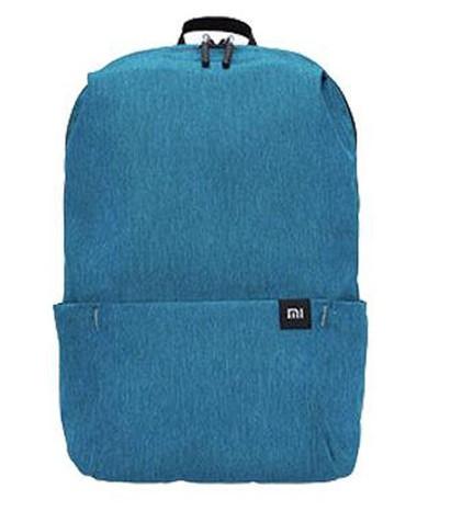 Рюкзак Xiaomi Mi Colorful Small Backpack 10 л бирюзовый