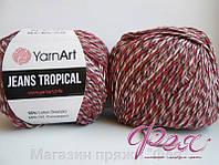 Пряжа ЯрнАрт Джинс Тропикал (YarnArt Jeans Tropical) №619