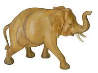 Слон из дерева суара 0,21*0,08*0,15 (Сс-93) Индонезия