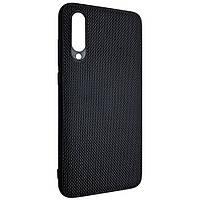 Чехол-накладка DK Silicone Nylon Case для Xiaomi Mi 9 Lite / Mi CC9 (black)