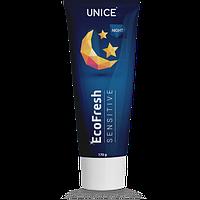Зубная паста ночная для чувствительных зубов 170 г Unice