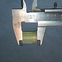 Муфта шнека для Эльво (зубів = 12, D=23 mm, d=19,5, загальна довжина = 22,5 )