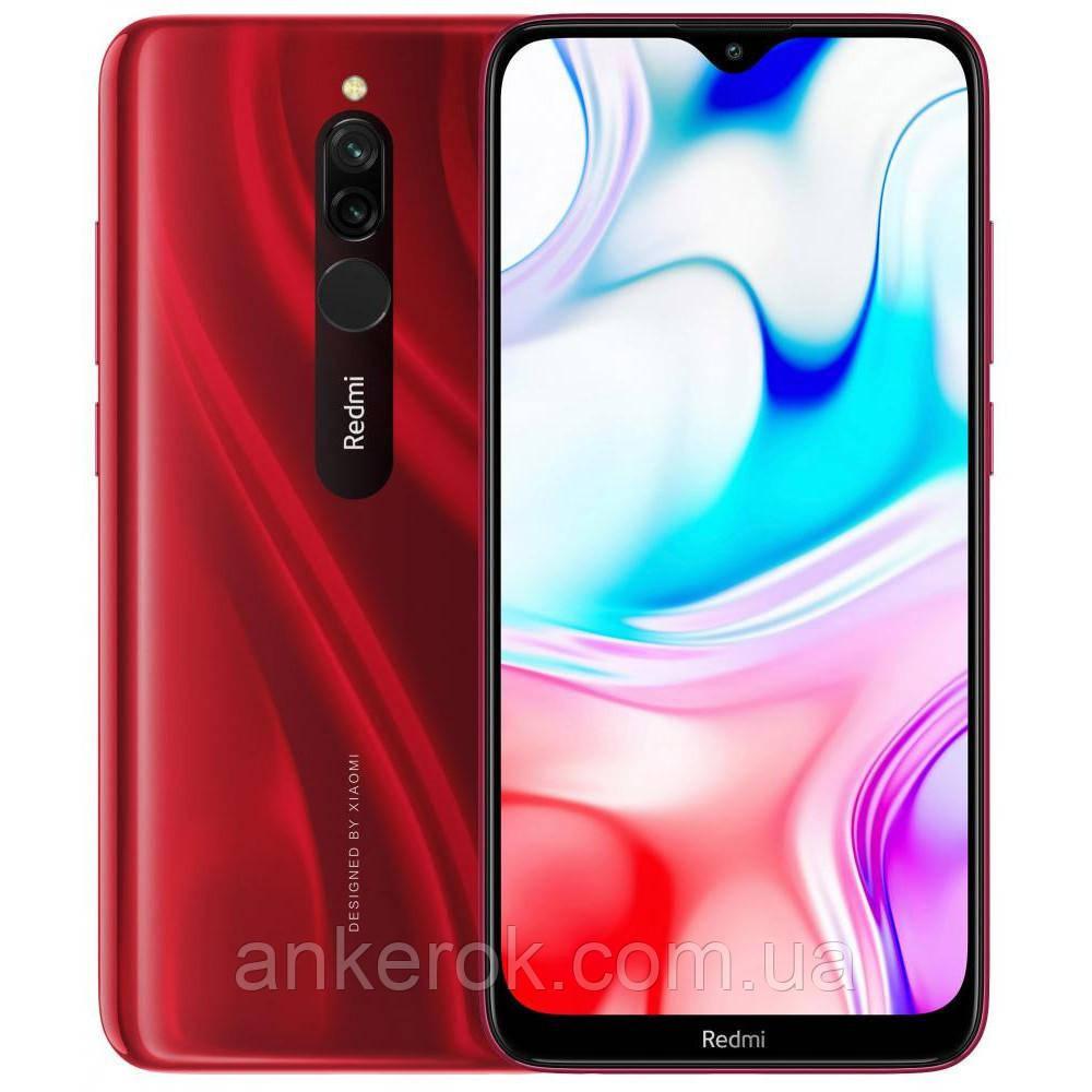 Смартфон Xiaomi Redmi 8 3/32GB Global (Red)