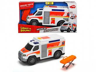 Скорая помощь Dickie Toy 3306002