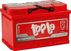 Topla Energy 6СТ-73 Автомобильный аккумулятор (108073)