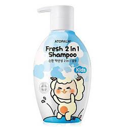 Шампунь ATOPALM Fresh 2 in1 Shampoo Kids