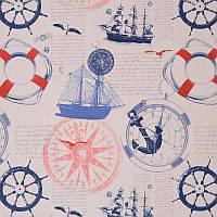 Ткань для штор Jules Verne Anka