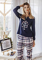 Пижама женская / Домашняя одежда Key LNS 413 B19