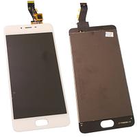 Дисплей для Meizu M3s, y685 с сенсорным экраном, белый