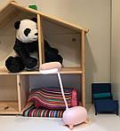 Детская настольная LED лампа NOUS S4 Pink 4W 2700-6500K с аккумулятором, фото 8