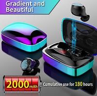 Беспроводные вакуумные наушники AirPlus Pro X + Power Bank