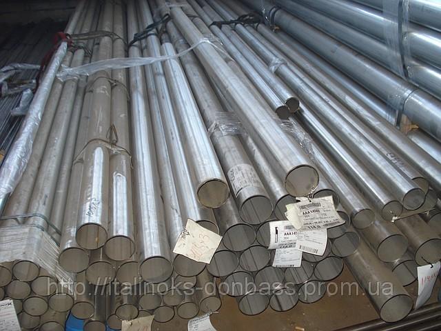 Нержавеющая труба AISI 304 04Х18Н9 10 х 1,5