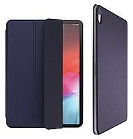 "Чехол-книжка кожа Smart Folio для Apple iPad 11"" Pro (2018) (dark blue)"