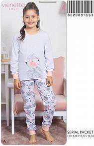 Детская пижама для девочки Vienetta Kids