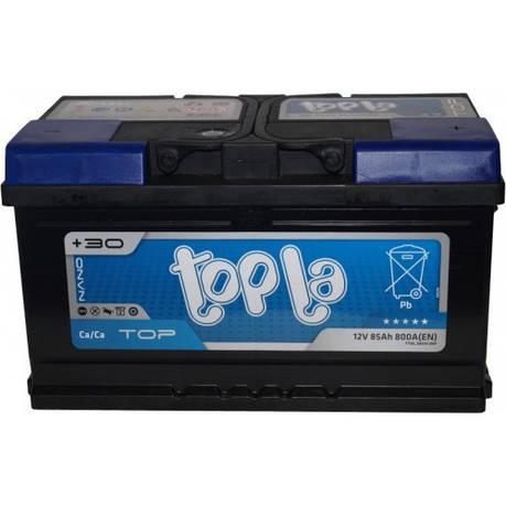 Topla 6СТ-85 TOP Автомобильный аккумулятор, фото 2