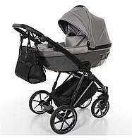 Универсальная детская коляска Junama Diamond V-Plus 05 Grey (Юнама Даймонд В-Плюс), фото 1