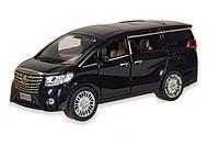 Машинка металлическая Автопром Toyota 1:24 (7685) Черный
