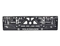 Рамка под номерной знак Volkswagen Carlife NH48