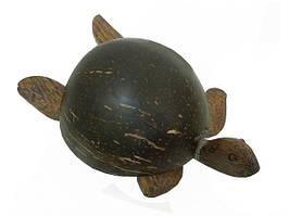 Кокосовая черепаха - пепельница (ки-27)