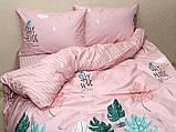 Евро. Комплект постельного белья с компаньоном S365, фото 2