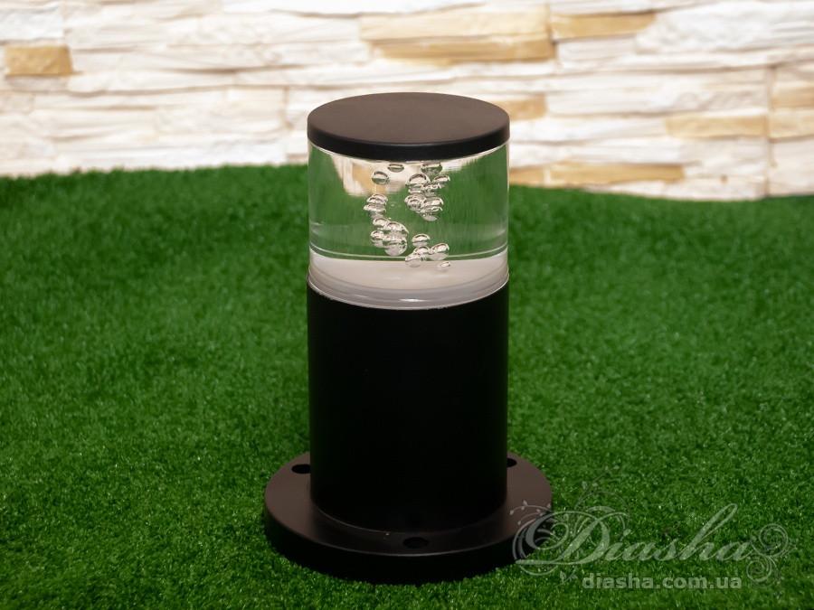 """Светодиодный светильник-столбик """"Боллард""""&DFC-1090/200H-BK"""