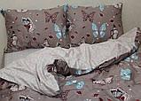 Евро. Комплект постельного белья с компаньоном S360, фото 2