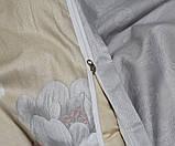 Евро. Комплект постельного белья с компаньоном S357, фото 4