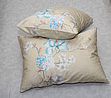 Евро. Комплект постельного белья с компаньоном S357, фото 5