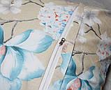 Евро. Комплект постельного белья с компаньоном S357, фото 6