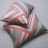 Евро. Комплект постельного белья с компаньоном S339, фото 4
