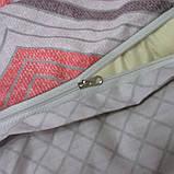 Евро. Комплект постельного белья с компаньоном S339, фото 6