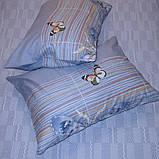 Евро. Комплект постельного белья с компаньоном S334, фото 4