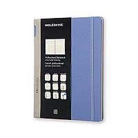 Блокнот Moleskine PRO Большой (19x25 см) 192 страницы Лаванда (8051272891393)