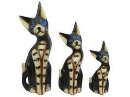Набор тонких котов, 4 цвета (кн-143, кн-144, кн-145)