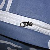 Евро. Комплект постельного белья с компаньоном S322, фото 6