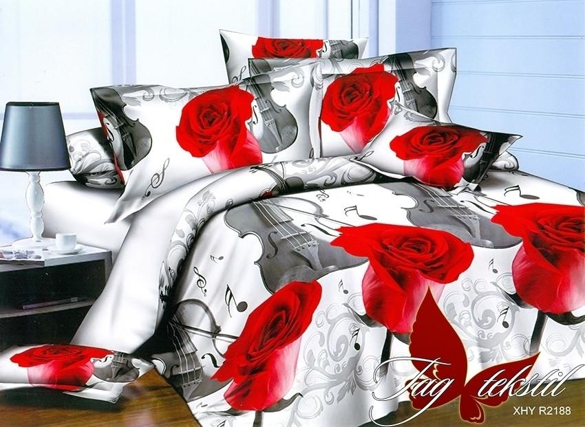 Евро. Комплект постельного белья PS-NZ2188