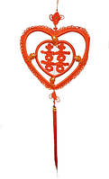 Сердце с пожеланиями, 45*43 см (с-04)