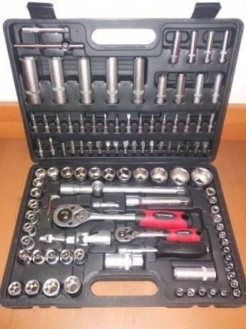 Набор головок ключей инструментов 108 елементов Champion