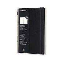 Блокнот Moleskine Workbook А4 (21x29,7 см) 176 страниц Нелинованый Черный Мягкая обложка (8051272891515), фото 1