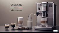 Обновленный модельный ряд кофемашин Saeco Incanto