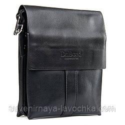 Мужская сумка-планшет, иск-кожа DR. BOND GL 202-2 black