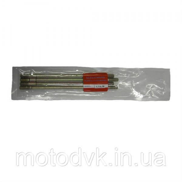 Шпильки цилиндра  на скутер GY6-50/60/80сс  (4 шт)