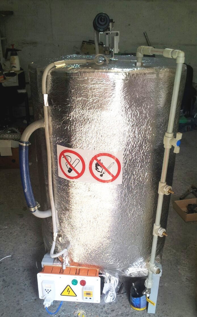 биогаз установка бгу
