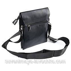 Мужская сумка-планшет, иск-кожа DR. BOND GL 210-1, черная