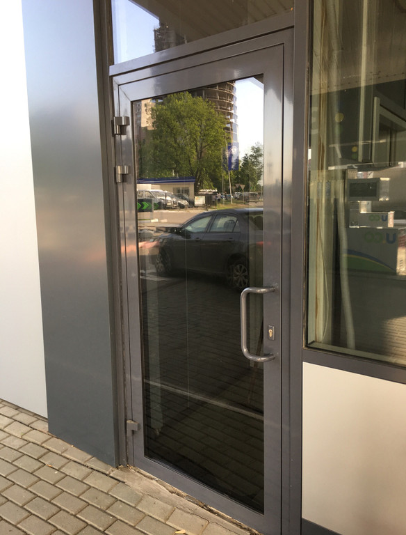 Дверь термо Hoffmann
