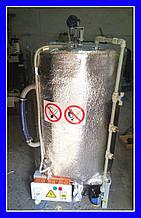 Биогазовая установка всесезонка - автоматическая (биогаз, метан из биоудобрений)