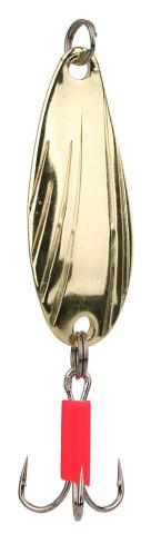 Блесна-колебалка Mikado Ablet № 1  5гр 3.4см gold
